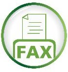 send a fax international button